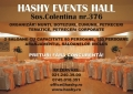 Hashy Events Hall